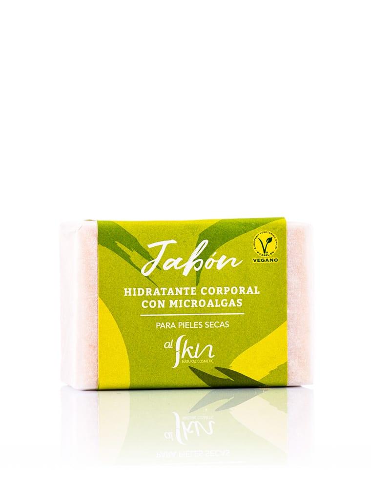 Alskin, jabón hidratante con microalgas para pieles secas