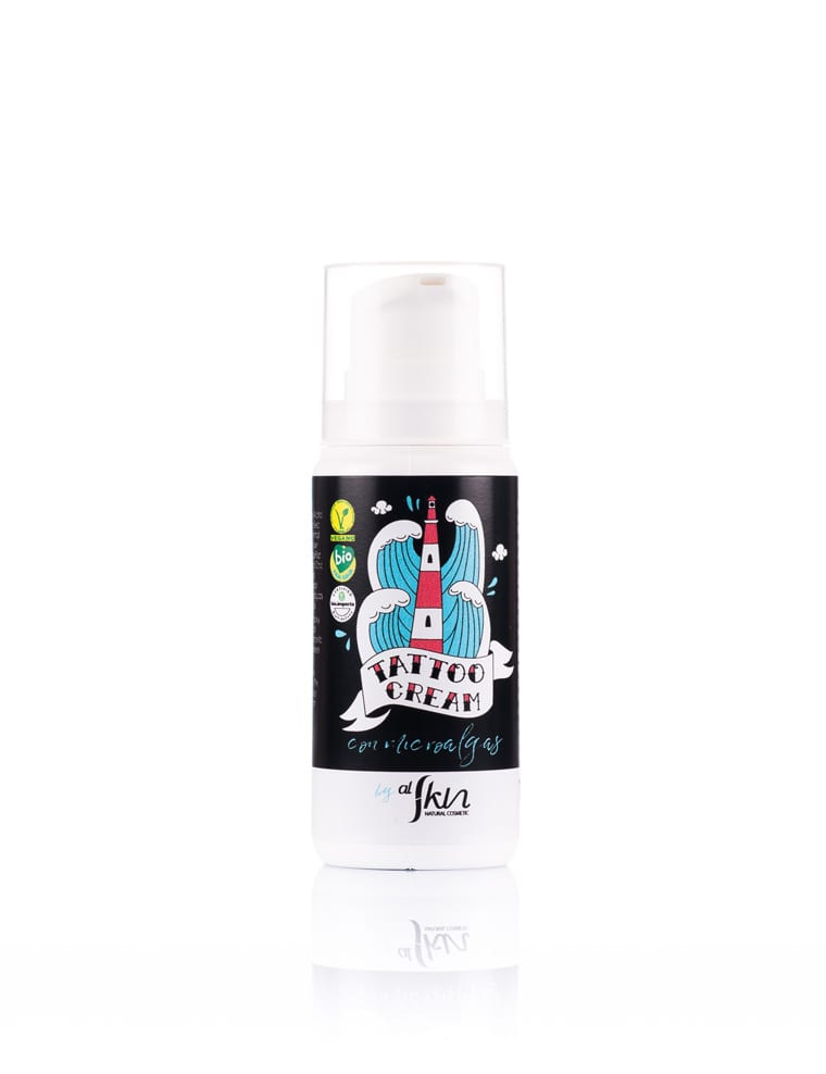 Tatoo Cream, crema para pieles sensibles