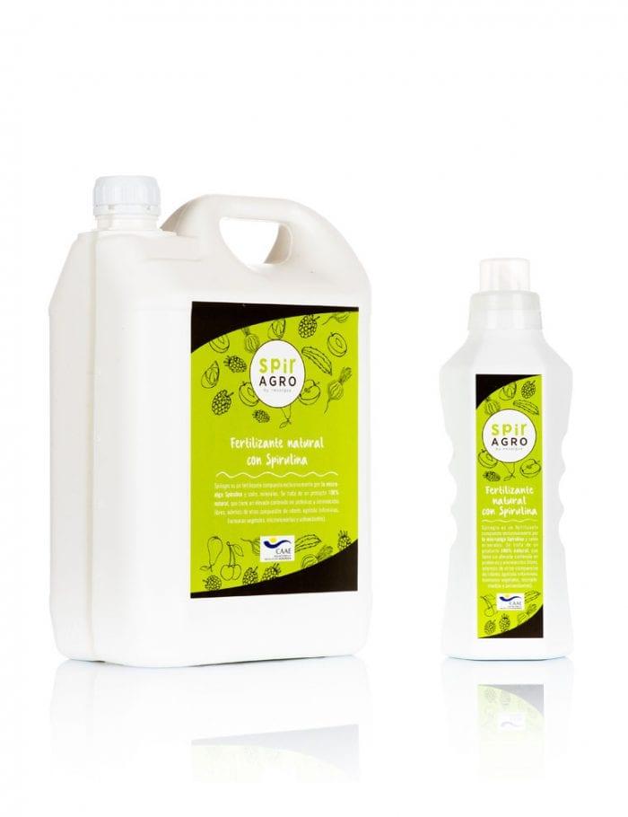 Spiragro Engorde, fertilizante de spirulina