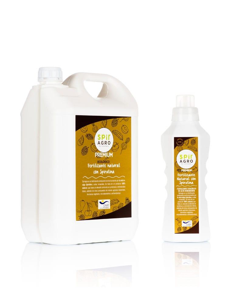 Spiragro, fertilizante natural de spirulina