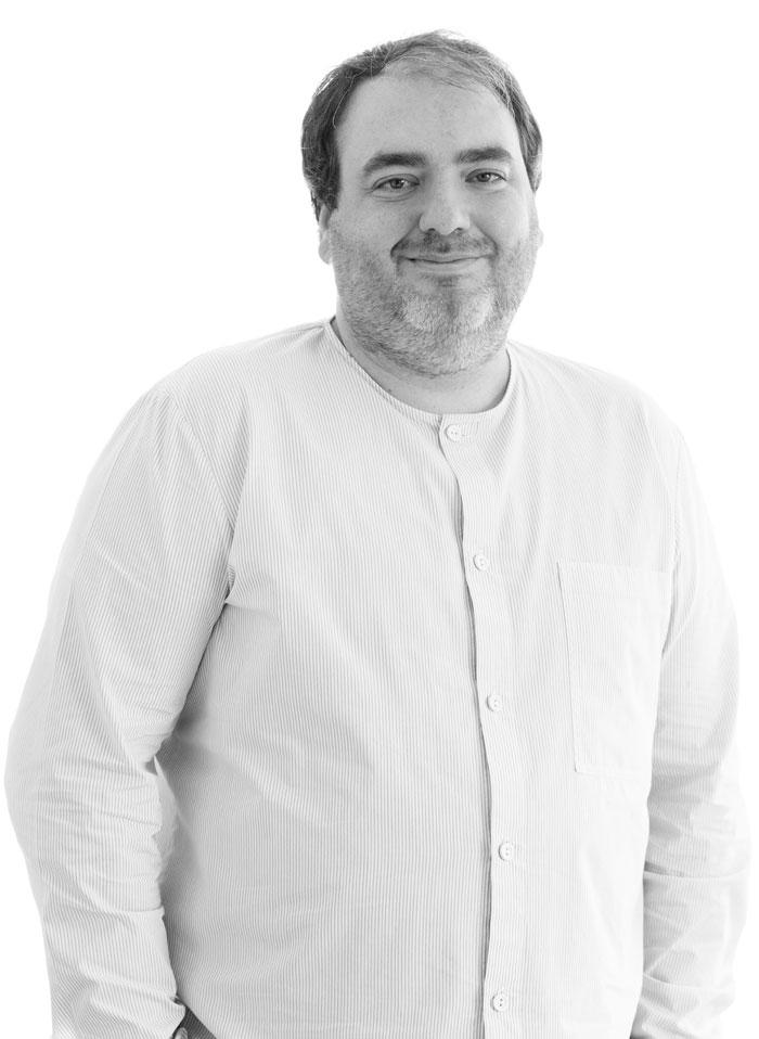 David Alonso, departamento de comunicación