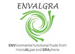Logo del proyecto envalgra, en el que participa Neoalgae como socio