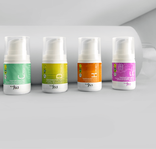 la cosmética Alskin de Neoalgae inhibe la elastasa en un 100%