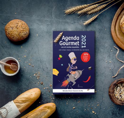 Edición 2021 de la agenda gourmet, donde el aceite con plancton de neoalgae es protagonista